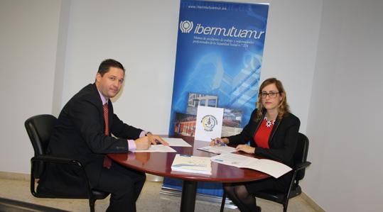 El Colegio de Graduados Sociales de Santa Cruz de Tenerife e Ibermutuamur colaborarán en la difusión de novedades en materia de Seguridad Social