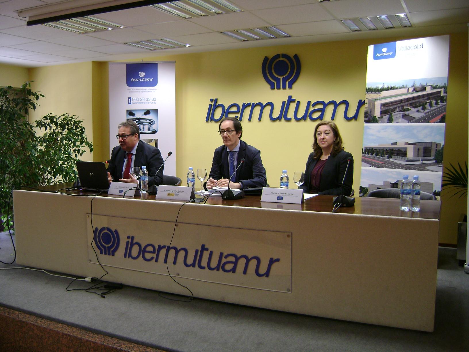 """Sesión Informativa de Ibermutuamur """"Actuación de la Inspección de Trabajo. Herramienta preventiva del INSHT: Prevención10"""""""