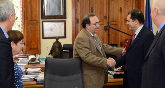 La Universidad de Murcia e Ibermutuamur firman un convenio de cooperación educativa
