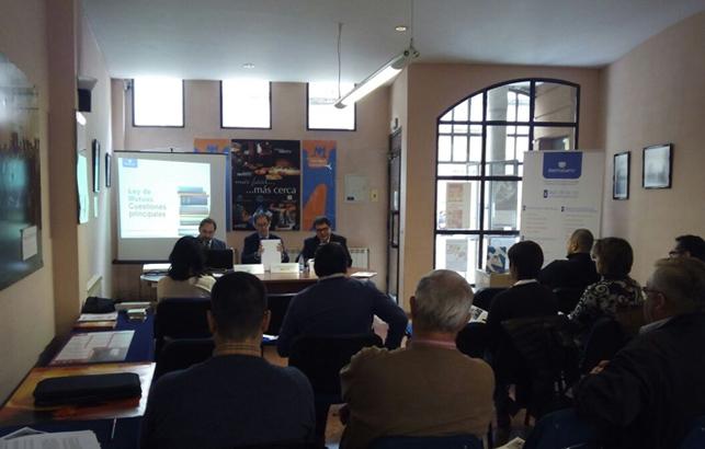"""Sesión Informativa de Ibermutuamur """"Actuación de la Inspección de Trabajo. Herramienta preventiva del INSHT: Prevención 10″"""