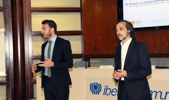 Sesión Informativa de Ibermutuamur: El Coaching como herramienta eficaz en Prevención de Riesgos Laborales