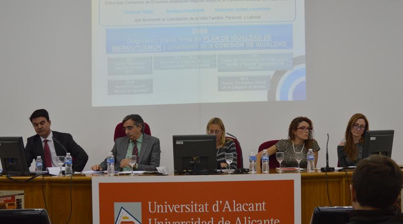 Ibermutuamur participa, en Alicante, en el I Foro de Investigación de Estudios de Género