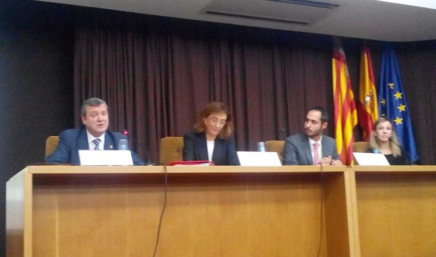 Ibermutuamur participa, en Alicante, en la Conmemoración del 20º aniversario de la Ley de Prevención de Riesgos Laborales