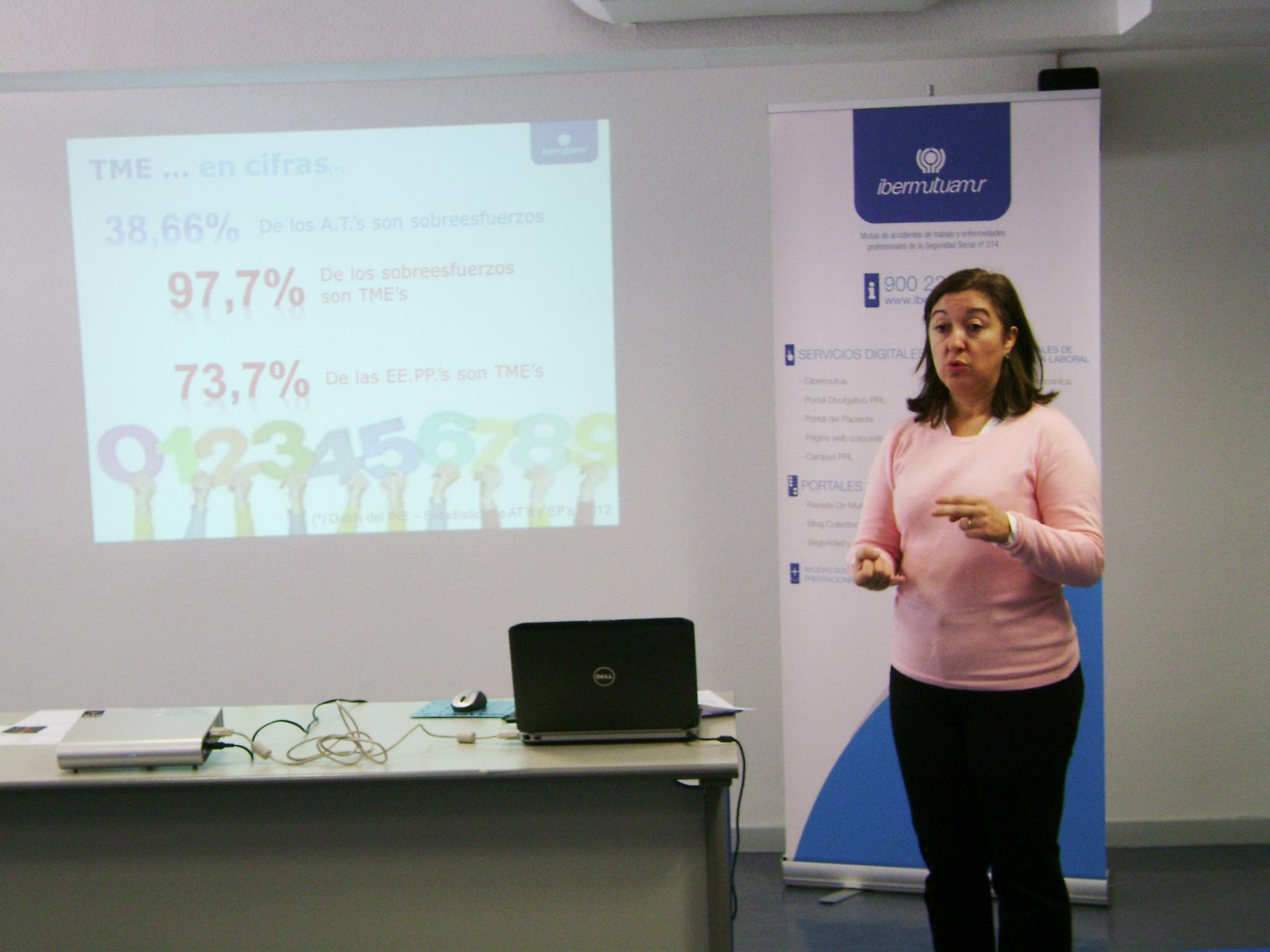 Jornada en Valladolid sobre Trastornos musculoesqueléticos