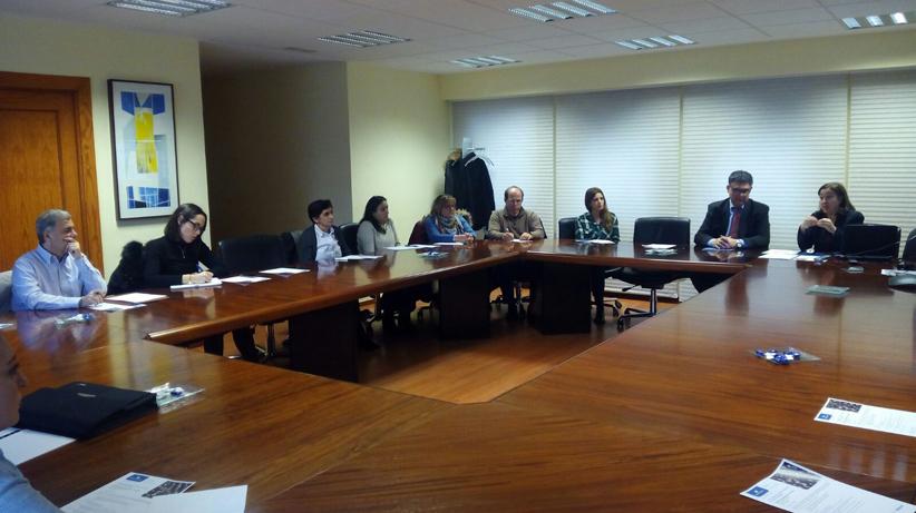 Sesión Informativa sobre Recursos Humanos en la Gestión de la Prevención y los Perfiles Ocupacionales
