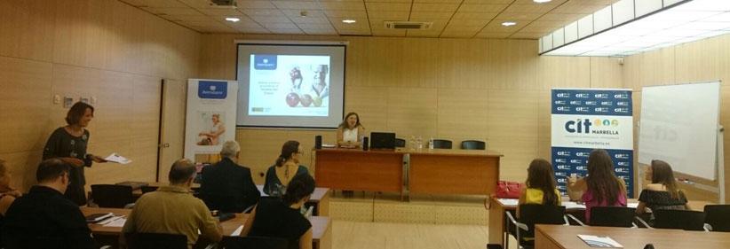 Sesión informativa de Ibermutuamur: Gestión del estrés en el ámbito laboral