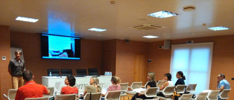 Jornada taller de Ibermutuamur: Buenas prácticas preventivas en el uso de la voz