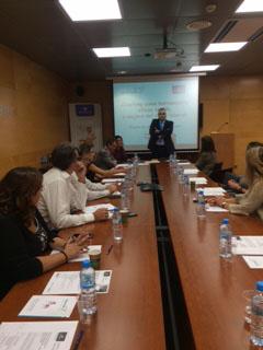 Jornada sobre 'El Coaching como herramienta eficaz para prevenir riesgos laborales'