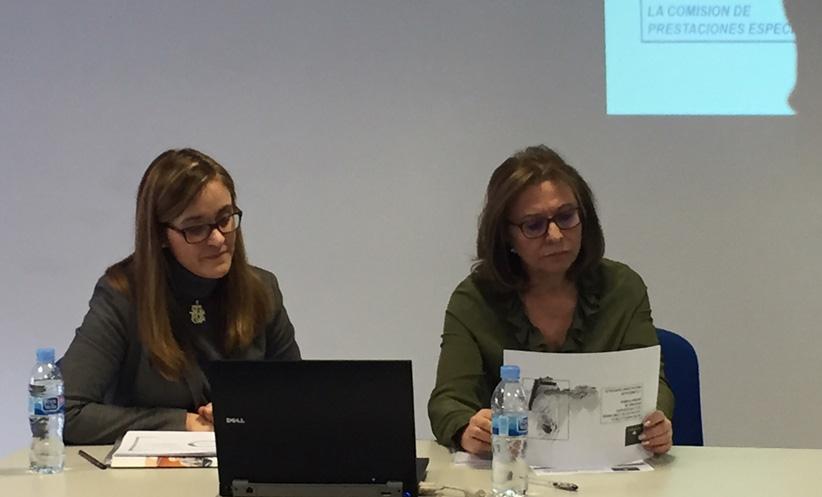 Ibermutuamur explica las ayudas de la Comisión de Prestaciones Especiales