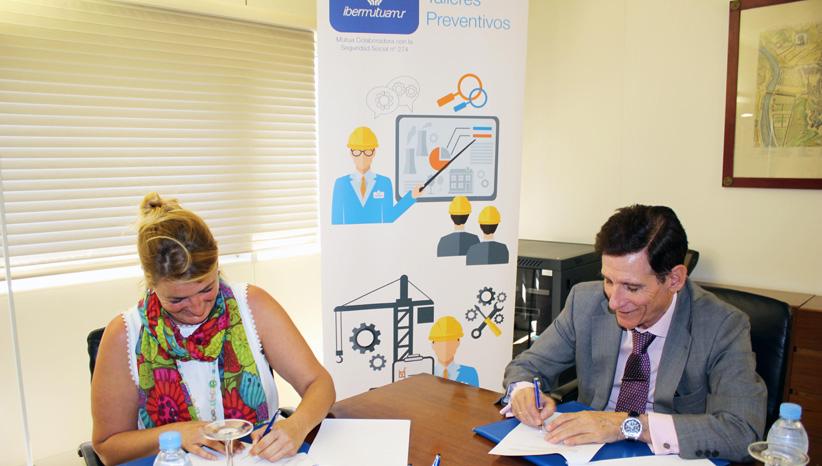 Ibermutuamur y la Asociación DreamIT colaborarán en la educación de los más desfavorecidos