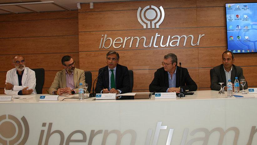 Ibermutuamur y la Asociación Freno al Ictus sensibilizan sobre las enfermedades y accidentes cardio y cerebrovasculares