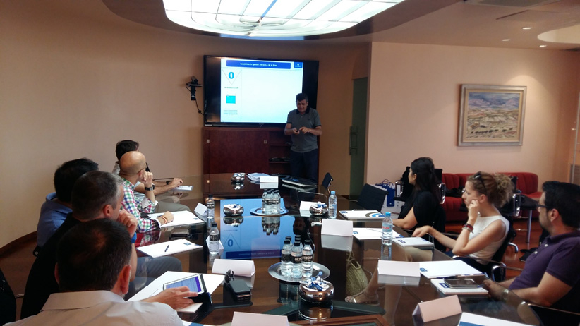 Sesión Informativa de Ibermutuamur sobre la gestión preventiva a cualquier edad