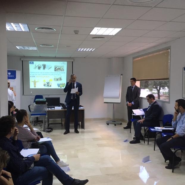 Taller en Córdoba para mejorar la prevención de las empresas