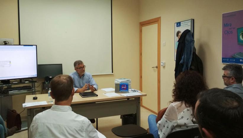 Jornada en Jaén sobre la incapacidad temporal en el Sistema Especial Agrario