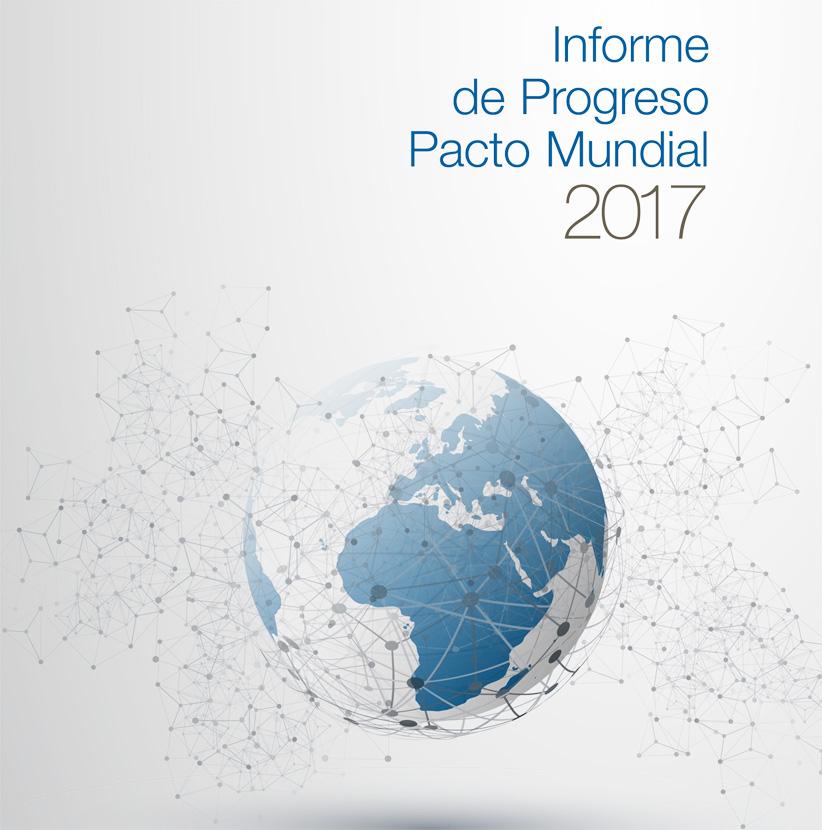 Ibermutuamur presenta su Informe de Progreso del Pacto Mundial