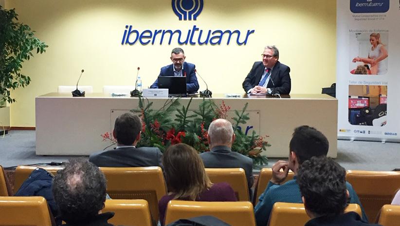 Continúa la campaña de Ibermutuamur y la Asociación Freno al Ictus
