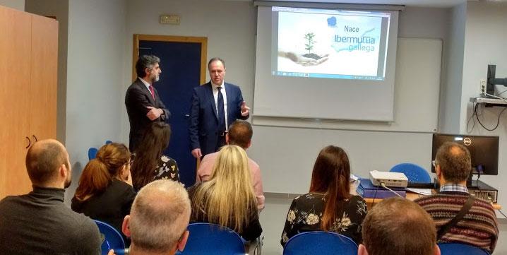 Ibermutua inaugura su Campaña de presentación en Galicia