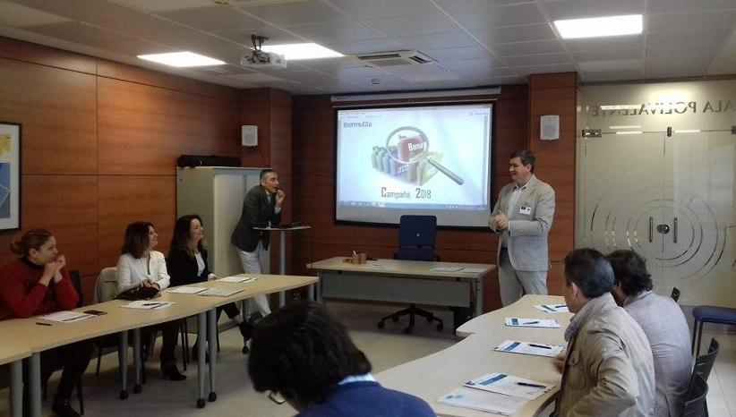 Sesión en Sevilla sobre la nueva campaña 'Bonus'