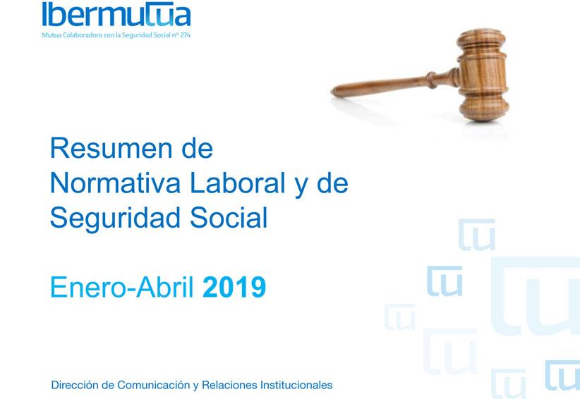 Publicada la Recopilación de la Normativa Laboral y de Seguridad Social de Ibermutua