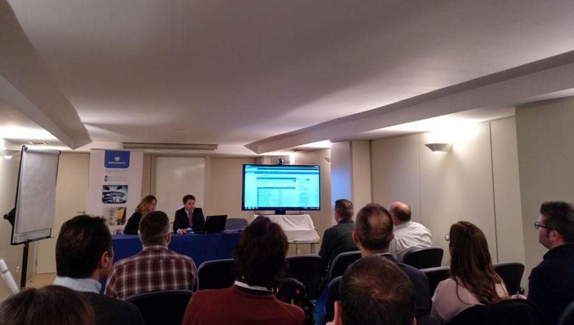 Nuevas jornadas de presentación de Ibermutua en Galicia