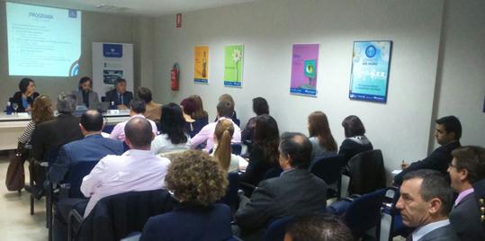 Sesión Informativa de Ibermutuamur: Cómo actuar ante una Inspección de Trabajo. Herramienta preventiva del INSHT: Prevención10.