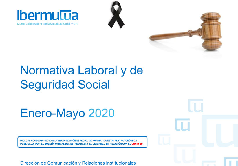 Normativa laboral y de Seguridad Social de Ibermutua